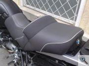 BMW R 1150 GS egyedi motorülés 3.