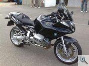 BMW R110s egyedi motorülés 3.