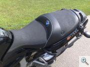 BMW R1100s egyedi motorülés 6.